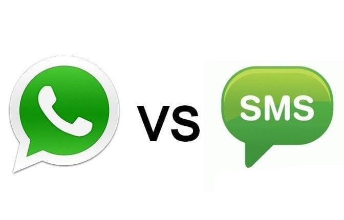 6 Reasons : whatsApp will not take the place of SMS | Tips & Tricks