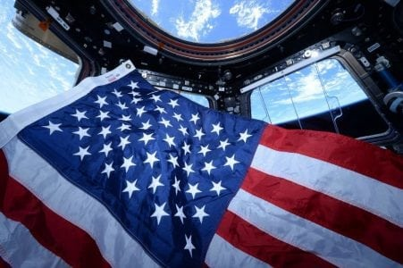 This Fourth of July, Astronauts Have a Well-Deserved Day Off | Innovation Tech