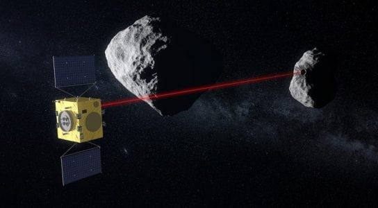 Europe Plans Second Attempt at Asteroid Planetary Defense Mission   Innovation Tech