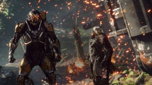 Anthem Enemies Influenced By Time of Day   Gaming