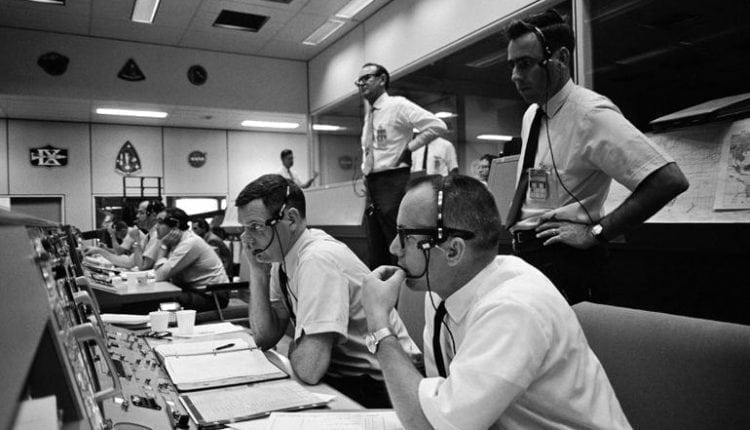 NASA's unsung heroes: The Apollo coders who put men on the moon | Innovation