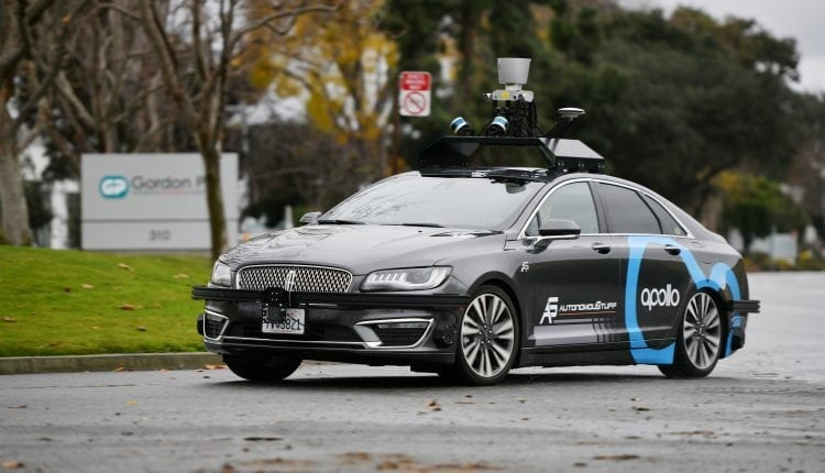 Baidu partners with Intel's Mobileye to enhance Apollo self-driving platform | Tech Industry