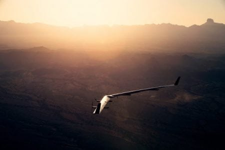 Facebook permanently grounds its Aquila solar-powered internet plane   Social News
