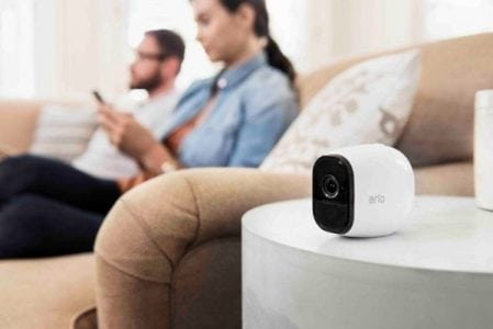Netgear's Arlo security camera spin-off files for IPO | Industry News
