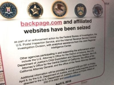Indianapolis vice cop says SESTA/FOSTA closure of Backpage has 'blinded' investigators | Industry News