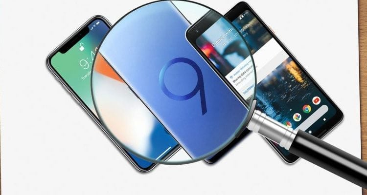 Which Smartphone Has the Best Security? iPhone X vs. Galaxy S9 vs. Pixel 2 | Tips & Tricks