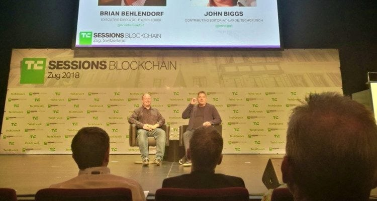 Early uses of blockchain will barely be visible, says Hyperledger's Brian Behlendorf | Apps & Software