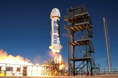Watch Blue Origin's most critical rocket launch right here | Startup