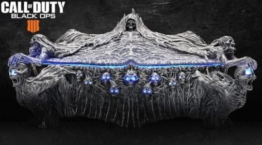 Call of Duty: Black Ops 4 Makes Smart Change to Mystery Box in Zombies | Gaming