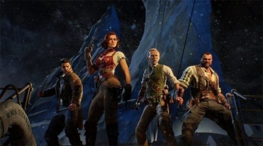 Call of Duty: Black Ops 4 Zombies Releases Chaos Story Trailer | Gaming