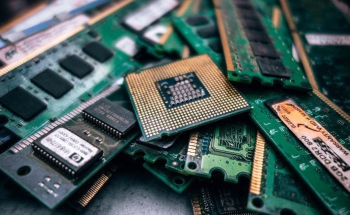 Softening chip market hit harder by trade wars | Virtual Reality