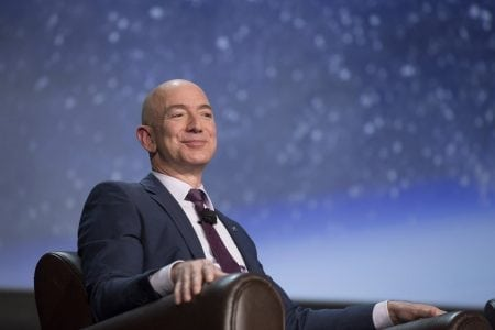 Jeff Bezos becomes the richest man in modern history, topping $150 billion   Innovation
