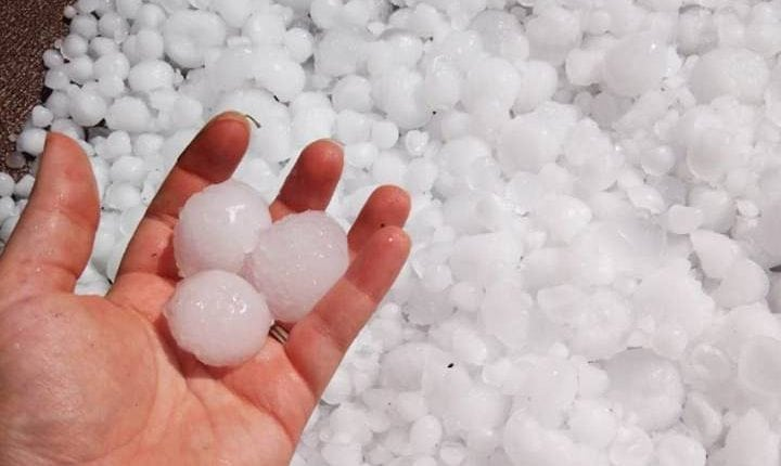Damaging hail reported from storms passing through central Saskatchewan | Social News
