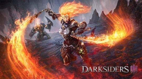 Darksiders 3 Trailer Confirms Release Date | Gaming