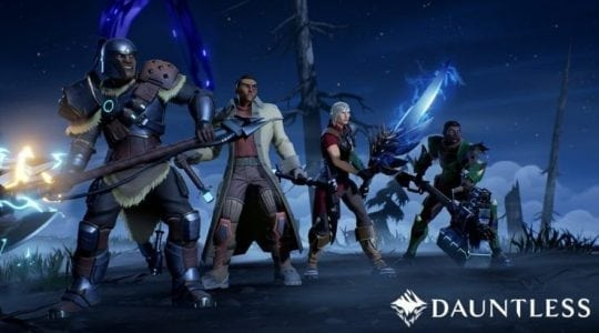 Dauntless Open Beta Player Count Reaches Over 2 Million   Gaming News