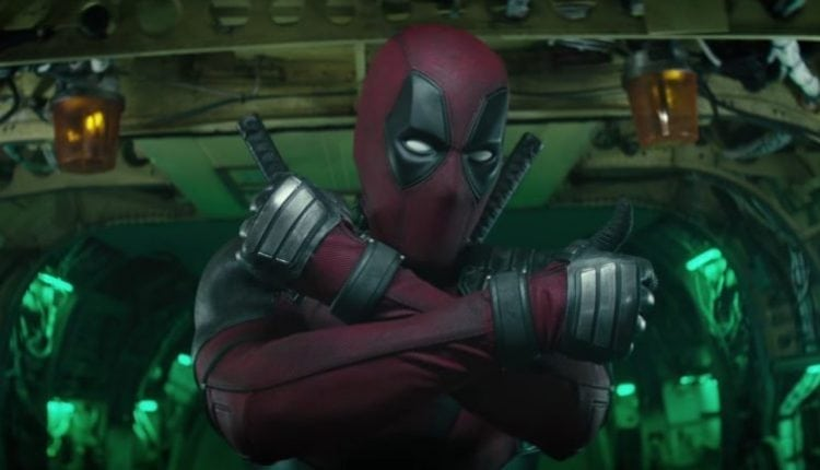 Deadpool 2 Brought Comic-Con To Its Feet By Killing Hitler   Gaming