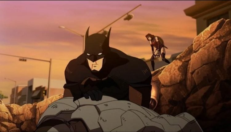 The Death Of SupermanMovie Changes Up A Classic DC Comics Story Just Enough To Work | Gaming