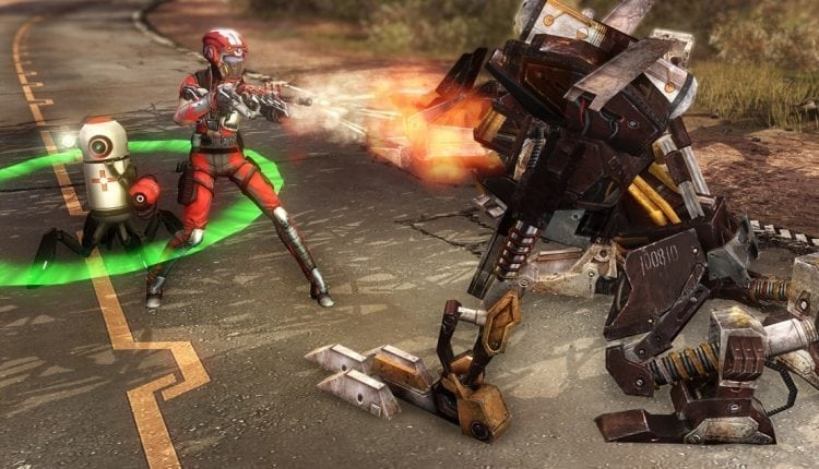 Trion Worlds launches Defiance 2050 reboot without SyFy TV show | Tech Industry