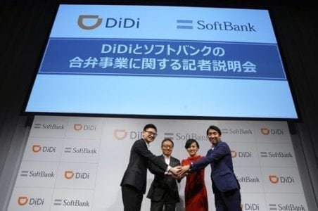 Didi, SoftBank set up taxi-hailing joint venture in Japan | Innovation