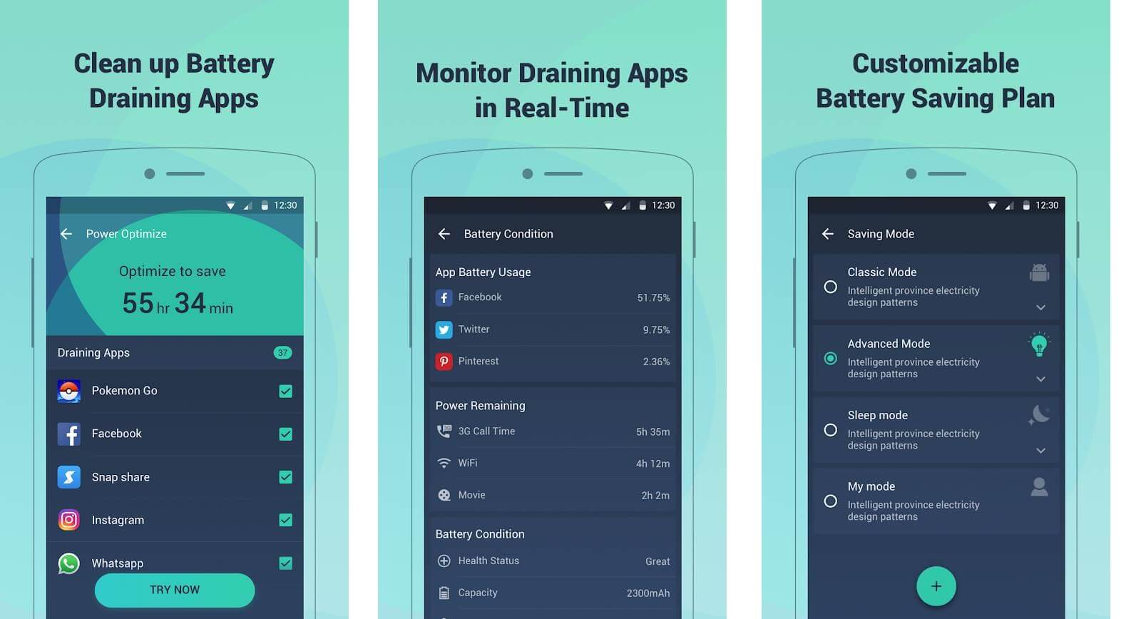 Battery Doctor ( power Saver) Best Android Battery Saver App