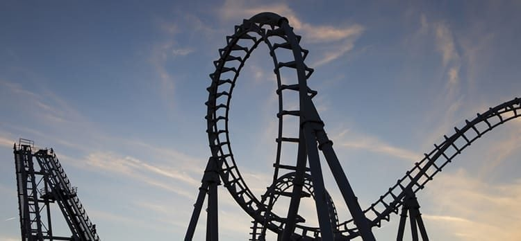 How to Get Off the Emotional Roller Coaster of Highs and Lows in Business | Tech Blog