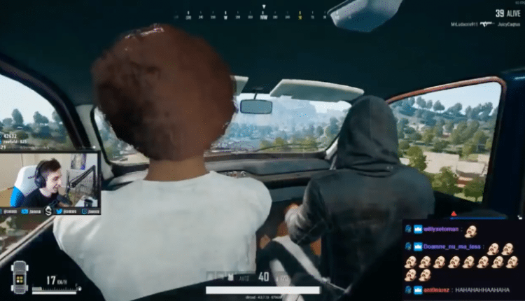 Top PUBG Streamer Finds A Hacker, Has A Hell Of A Time | Gaming