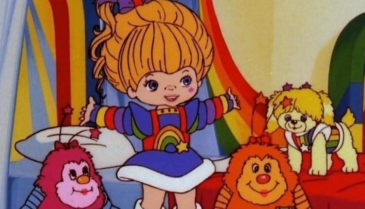 Rainbow Brite Is Coming To Save The World From Drabness In A New Comics Series | Gaming