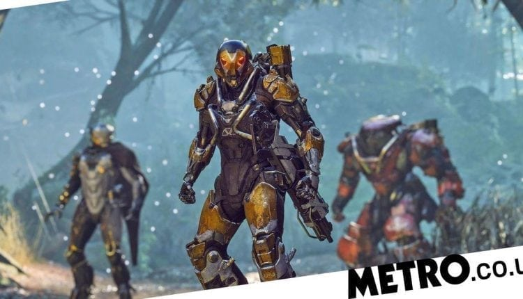 Games Inbox: Anthem gameplay video, Detroit: Become Human story, and Uncharted 4 hate | Gaming