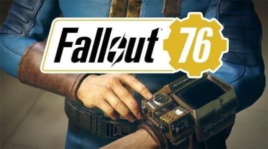 Fallout 76 Won't 'Mark the Future' of Bethesda Games   Gaming