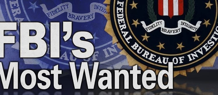 The FBI's 10 Most-Wanted Black-Hat Hackers – #1 | Tech Security