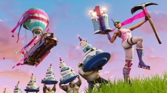 Fortnite Celebrating 1st Birthday With Special In-Game Event   Gaming