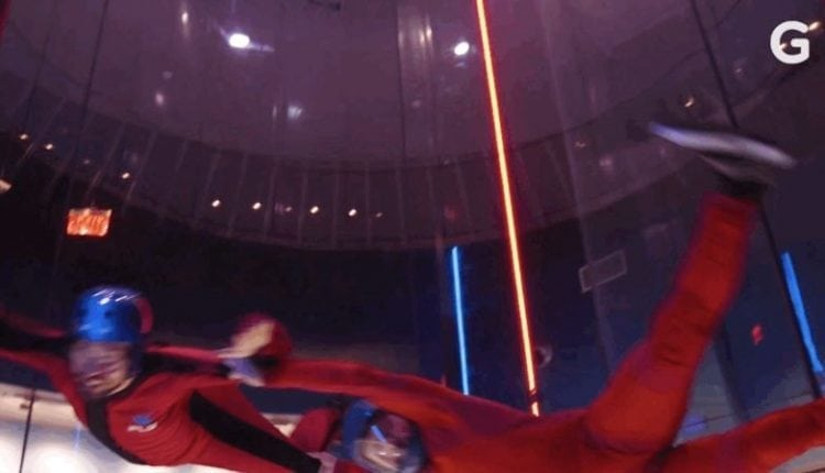 Indoor Virtual Skydiving Is Cool, But It Just Made Me Want To Jump Out Of A Plane For Real | Gaming