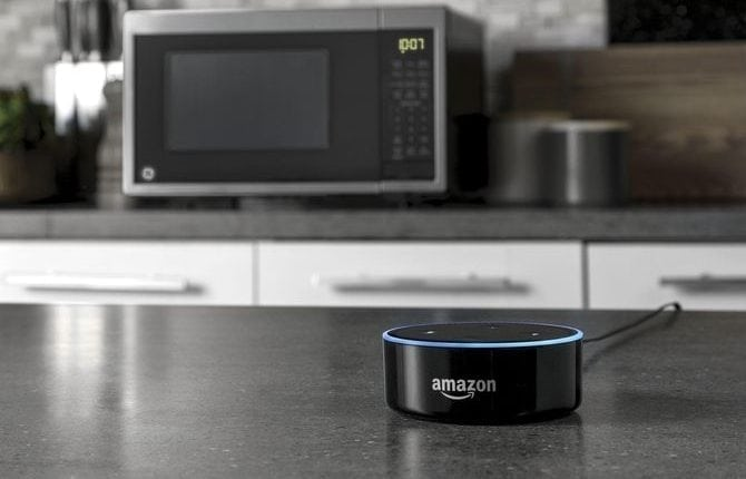 GE's Alexa-controlled Scan-to-Cook Microwave makes the simplest appliance even simpler | Apps & Software