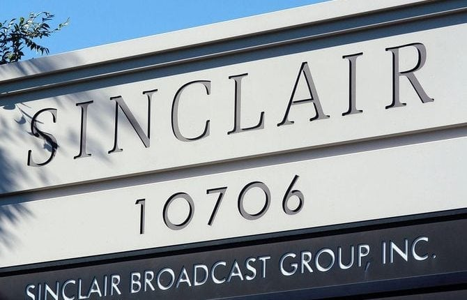 Sinclair Broadcasting reportedly plans streaming-TV service called STIRR | Tech Social