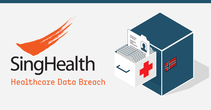 Singapore's Largest Healthcare Group Hacked, 1.5 Million Patient Records Stolen | Cyber Security