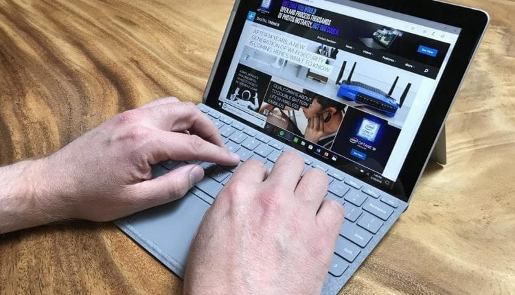 Surface Go vs. Surface Pro | Computing