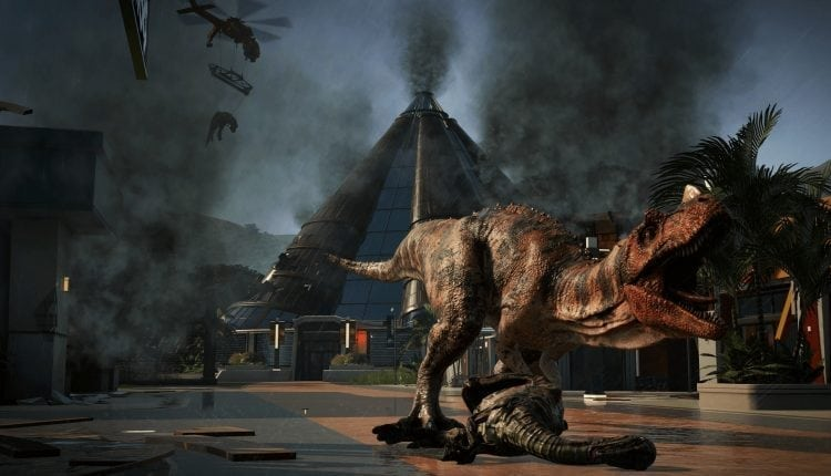 The DeanBeat: Why Universal went all-in on Jurassic World games | Tech Biz