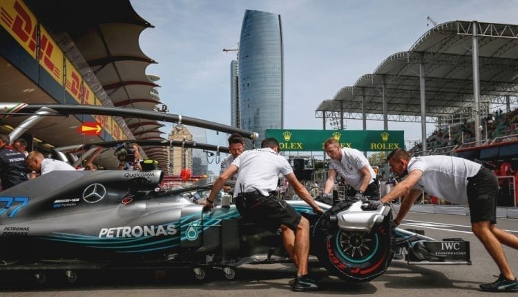 Formula 1 2018: Why data could be the key to getting Mercedes F1 pole position   Innovation Tech
