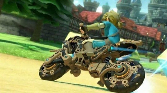 Mario Kart 8 Adds Zelda: Breath of the Wild DLC for Free   Gaming