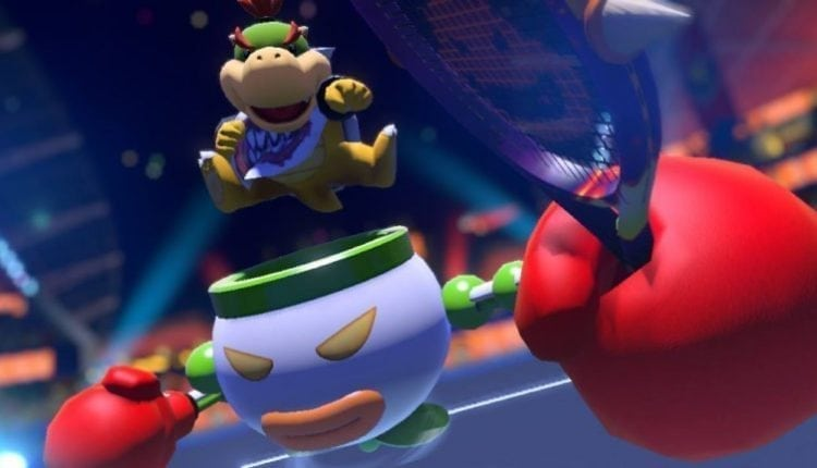 Bowser Jr's Mario Tennis Reign Comes To An End Tomorrow (Hopefully) | Gaming