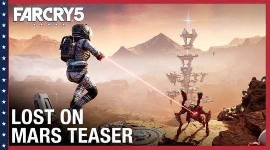 Far Cry 5 Lost on Mars DLC Gets Release Date | Gaming