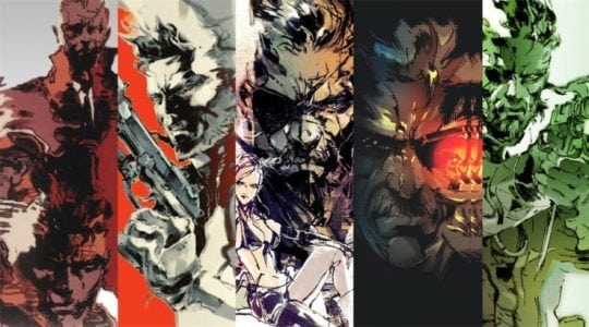 Metal Gear Solid Movie Won't Follow a Specific Game's Story   Gaming