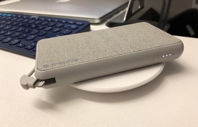 Mophie's new Apple-exclusive Powerstation portable chargers recharge via Lightning | Apps & Software