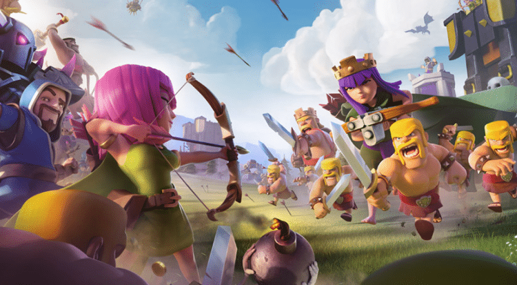 Criminals Are Using Clash Of Clans To Launder Money, New Report Claims | Gaming News