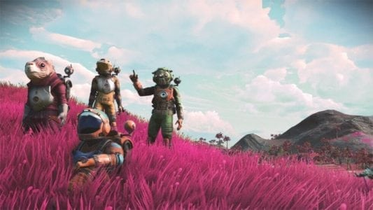 No Man's Sky Next seeks to right the game's wrongs | Industry News