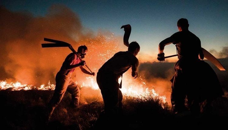 Smoke from moorland wildfires may hold toxic blast from the past | Innovation Tech