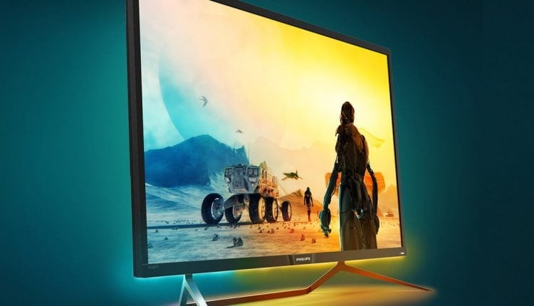 Philips claims 'world's first' with a new 4K HDR desktop display | Computing