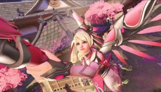 Overwatch 'Pink Mercy' sale raises $12M for breast cancer research | Industry News