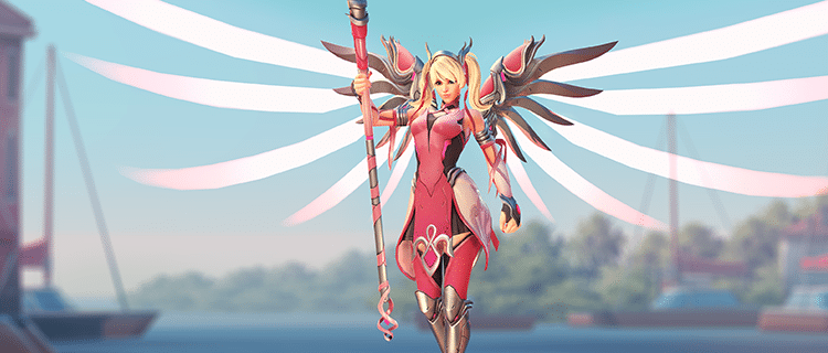 Overwatch raises over $12.7 million for breast cancer charity | Gaming