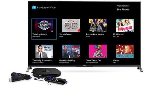 Sony's streaming TV service PlayStation Vue raises its prices, too   Industry News